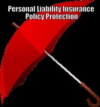 Personal umbrella liability insurance