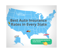 Best Auto Insurance Rates in Your State
