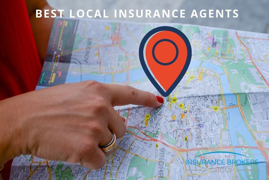 Local insurance agents near me