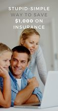 Easy way to find lower auto insurance rates