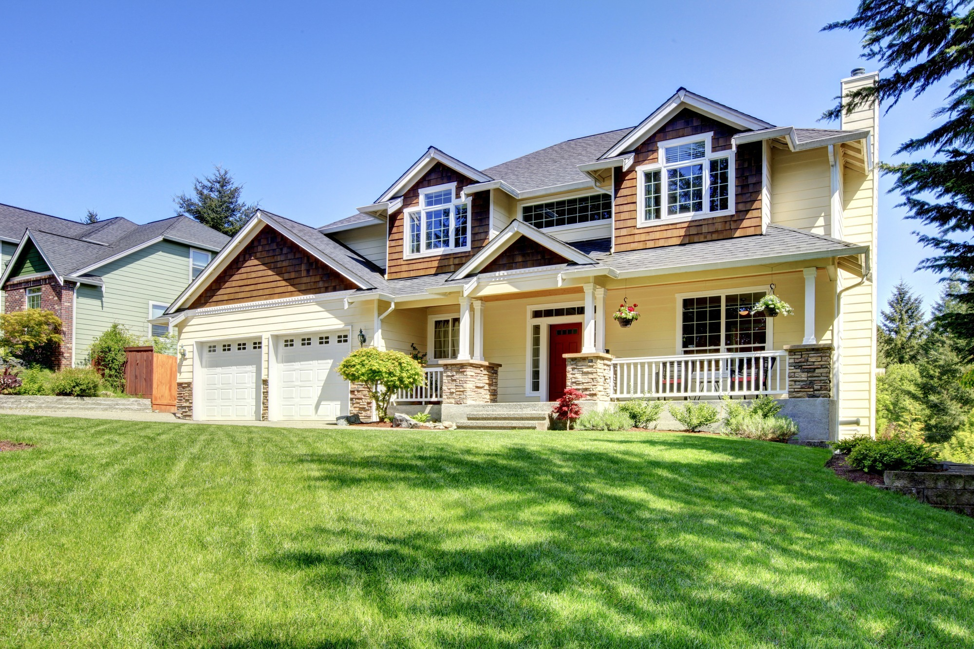 What is not covered with home insurance