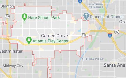 Garden Grove auto insurance